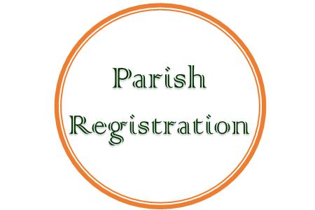Parishregistration